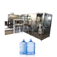 Wholesale CE 450BPH Automatic 5 Gallon Water Filling Machine With Touch Screen from china suppliers