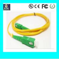 Wholesale SC/APC SC/APC simplex sm fiber optic patch cord from china suppliers
