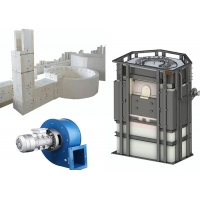 Buy cheap 10 Ton Per Day Electric Glass Furnace Glass Melting Production Unit from wholesalers