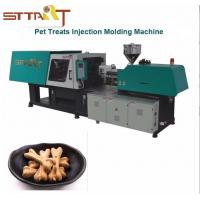 Wholesale SS Material Pet Treat Machine , Dog Food Injection Moulding Machine from china suppliers