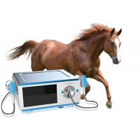 China Smartwave BS-SWT5000 Less than 58dB Equine Shockwave Machine for Horse Back Pain on sale