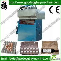 Wholesale Automatic Chicken Egg Dish Making Machine Quality Egg Tray(FC-ZMG4-32) from china suppliers