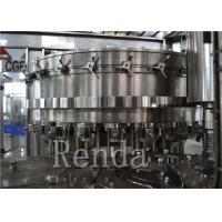 China Automatic CE / ISO Carbonated Drink Filling Machine Soda Bottling Equipment 8000BPH|10000BPH on sale