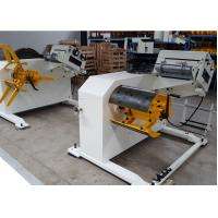 China Adjust Speed Decoiler Straightener Precision Leveling Equipment With Wooden Case wholesale
