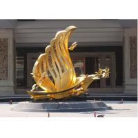 Wholesale Contemporary Decoration Bronze Bird Sculpture / Statue With 250cm Height from china suppliers