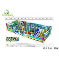 Wholesale Anti Static Baby Indoor Playground Large Scale With EVA Flooring Mat from china suppliers