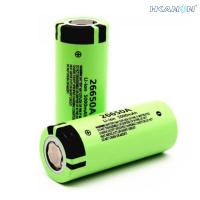 Wholesale 3.7V Lithium Lifepo4 Battery Cells 5000mAh 26650 Cylindrical Shape 800 Times Cycle from china suppliers