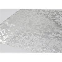 Wholesale Silver Hot Stamping Patterned Tissue Paper With Wax Gift Wrapping Paper 50 X 70 Cm from china suppliers