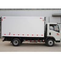 Wholesale XPS Insulated Refrigerated Box For Pickup Truck , Fridge Van Body High Strength from china suppliers
