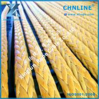 CHNMAX HMPE high strength rope 12strand  towing rope