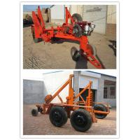 China Drum Trailer,Cable Winch,Cable Drum Trailer, cable trailer, cable drum table on sale