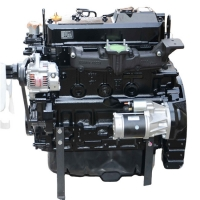 Wholesale Excavator Diesel complete engine assy PC200-6 PC220-6 PC200-7 6D102 6BT5.9 6732-81-2611 from china suppliers
