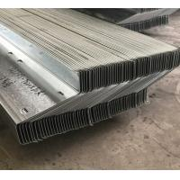 Wholesale Cold Bending Structural Steel Beams Z Purlins Dimensions 1% Tolerance from china suppliers