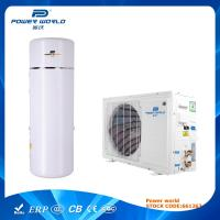Wholesale Household Split Air Source Heat Pumps Hot Water With Pressurized Water Tank from china suppliers