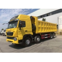 Buy cheap Sinotruk Howo A7 T7H Face HW19710 Heavy Duty Dump Truck HF9 Drum from wholesalers