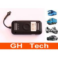 Wholesale Global Real Time GSM / GPRS GPS Tracking Device For Cars / Trucks from china suppliers