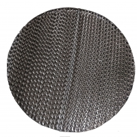 Wholesale METALLIC STAINLESS STEEL GAUZE WIRE MESH STRUCTURED PACKING stainless steel gauze metal perforated plate from china suppliers