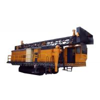 Wholesale Crawler Down The Hole Drill Rig 18m Depth 254mm Diameter For Large Scale Quarry from china suppliers