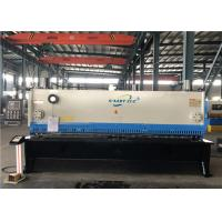 Buy cheap Small CNC Hydraulic Shearing Machine Metal Cutting High Precision And Speed from wholesalers