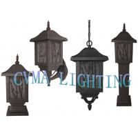 Aluminum Antique outdoor garden light 2001 series,lawn lamp ,wall lamp
