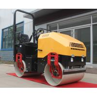 Wholesale 25HP Diesel Engine 2 ton Hydraulic Drive Double Drum Vibration Roller  ZMYL-900 from china suppliers