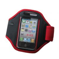 Wholesale neoprene running armband iphone4s/5 waterproof case for mobile phone with earphone hole from china suppliers