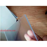 Wholesale Lenticular Lens Sheet 20LPI  material 3mm Thickness Plastic Lenticular plate thick lenticular material from china suppliers