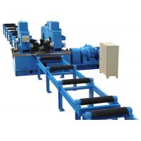 Wholesale Mechnical H Beam Straightening Machine , 40mm Thickness H Beam Assembly Machine from china suppliers