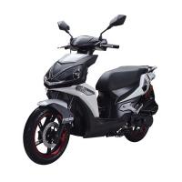 Buy cheap Hand Brake Adults Street Legal Gas Scooter AH1P52QMI Engine 200mm Ground from wholesalers