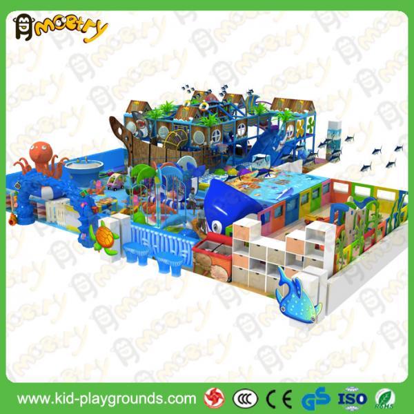 Ce certificated indoor soft play area indoor kids for Indoor soft play area for sale