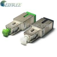 Wholesale SC 4 dB male female Fixed type Fiber Optic Attenuator from china suppliers