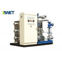Efficient 100 Kg/H Electric Heating Steam Boiler , Fully Automatic Vertical Boiler