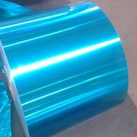 Wholesale Light Blue Color Hydrophilic Aluminium Foil 8011 For Air Conditioner from china suppliers