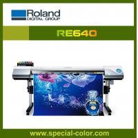 Wholesale 1.6m eco solvent printer.roland RE640 with Epson dx7 print head,original from Japan from china suppliers