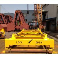 Wholesale 40ft 20ft Semi Auto Container Spreaders With Mechanical Control Structure from china suppliers