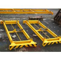 Wholesale Crane Container Lifting Spreader / 20Ft ISO Container Lifting Frame Container Handling Equipment from china suppliers