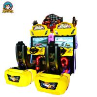 Wholesale Fashionable Design Racing Game Machine For Amusement Center 110V/220V from china suppliers