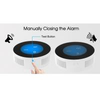 Buy cheap Wireless Kitchen LPG Gas Smoke Detector APP Control Wall Mounting For Home from wholesalers