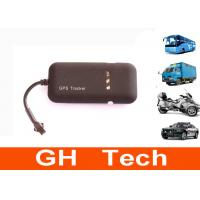 Wholesale GPRS / GSM Portable GPS Tracking Device Mini with Relay Car Control from china suppliers