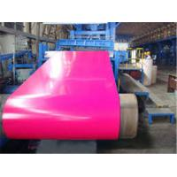 Wholesale HPC , PVDF Paint Type Color Coated Aluminum Coil  Anti - Scratch Prepainted from china suppliers