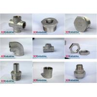 Wholesale ASME B 1.20.1 stainless steel 150lb pipe fittings NPT from china suppliers