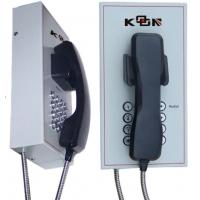 Wholesale Metal Auto Dial Emergency Phone System , Shockproof Waterproof Telephone from china suppliers