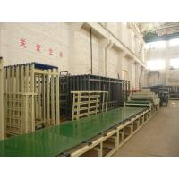 Wholesale Automatic Colorful Glazed Mgo Roof Tile Making Machine Cement Pantile Equipment ISO from china suppliers