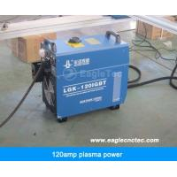 Quality 5x10 Portable CNC Plasma Cutter for Cut 20mm with 120AMP Plasma Power for sale
