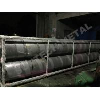 Buy cheap Explosive Welding Nickle Alloy Bimetallic Clad Pipe For Chemical Process Equipment from wholesalers