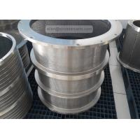 Slotted Basket and Perforated Basket for paper making industry