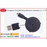 Wholesale 3511DC Female To V2.0 Usb Retractable Charging Cable Reel from china suppliers