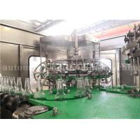 Buy cheap Automatic Sparkling Wine / Whiskey / Vodka Glass Bottle Filling Machine from wholesalers