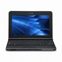 Wholesale Mini Notebook PC with 10.1-inch LED Backlit Widescreen Display and 3 USB Ports from china suppliers