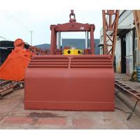 Wholesale Industrial 28T 15CBM Electro Hydraulic Grabs / Ship Deck Crane Clamshell Grapples from china suppliers